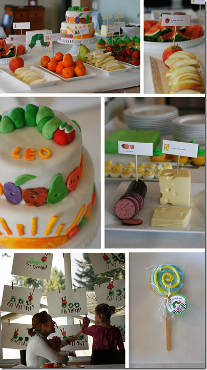 hungry caterpillar party detailsb