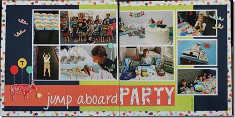 r bday party